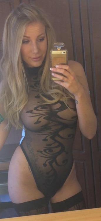Alexia une trentenaire super hot sur snapchat !