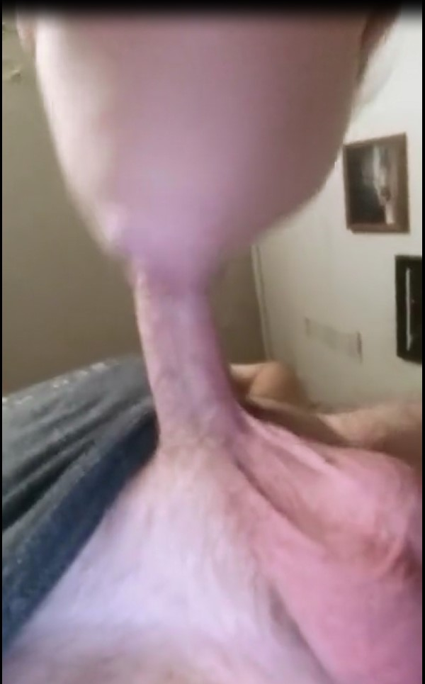 Une grosse salope filmé sur snap