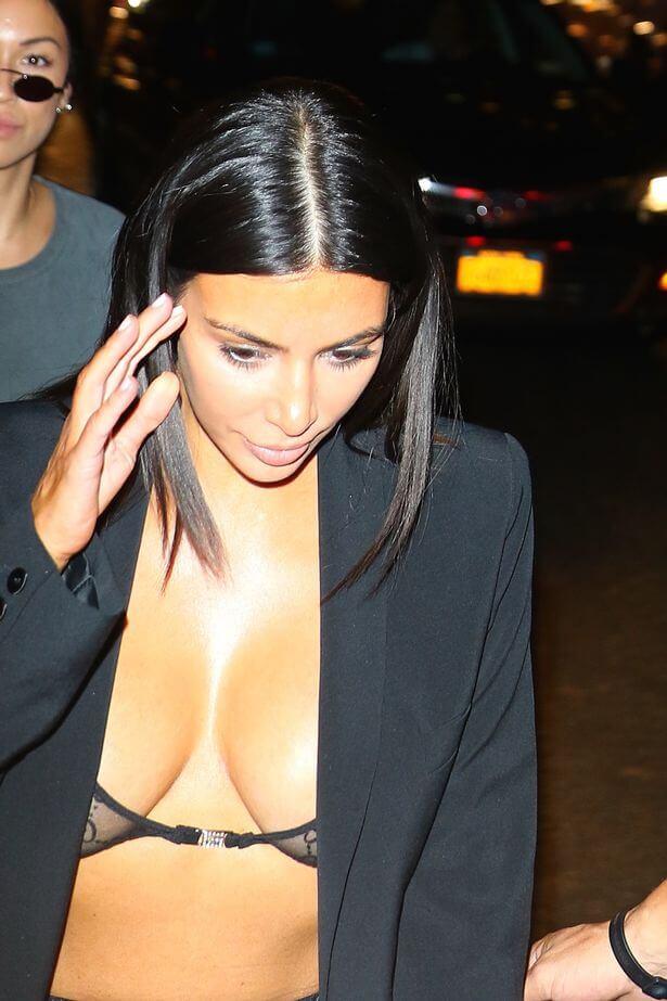 Kim Kardashian Snap