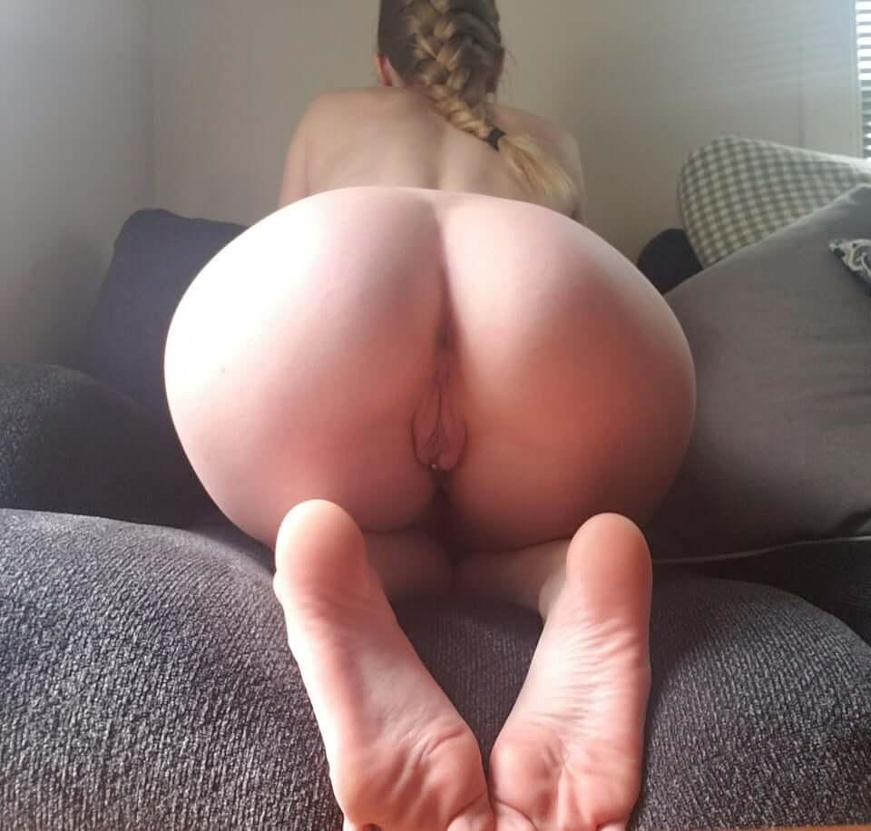 Mes photos de grosses fesses font le tour de snapchaudasse 🤤