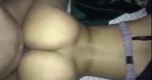 le cul rond de ma salope de beurette en leuleu devant snap